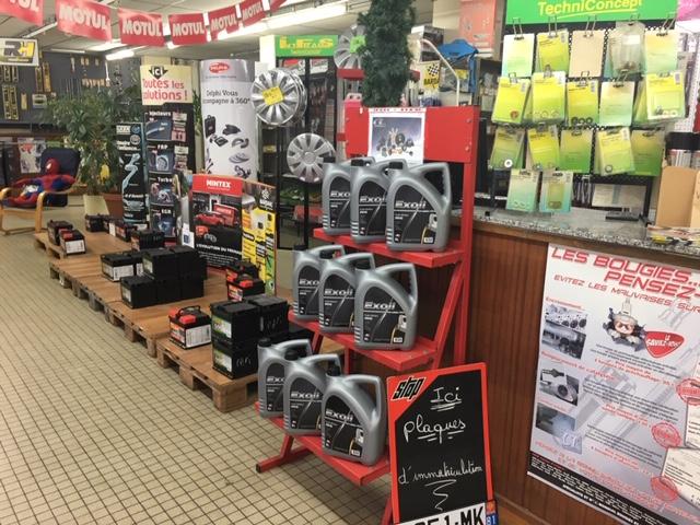 magasin d'accessoires pour voitures à Castres | Papi Accessoires Auto